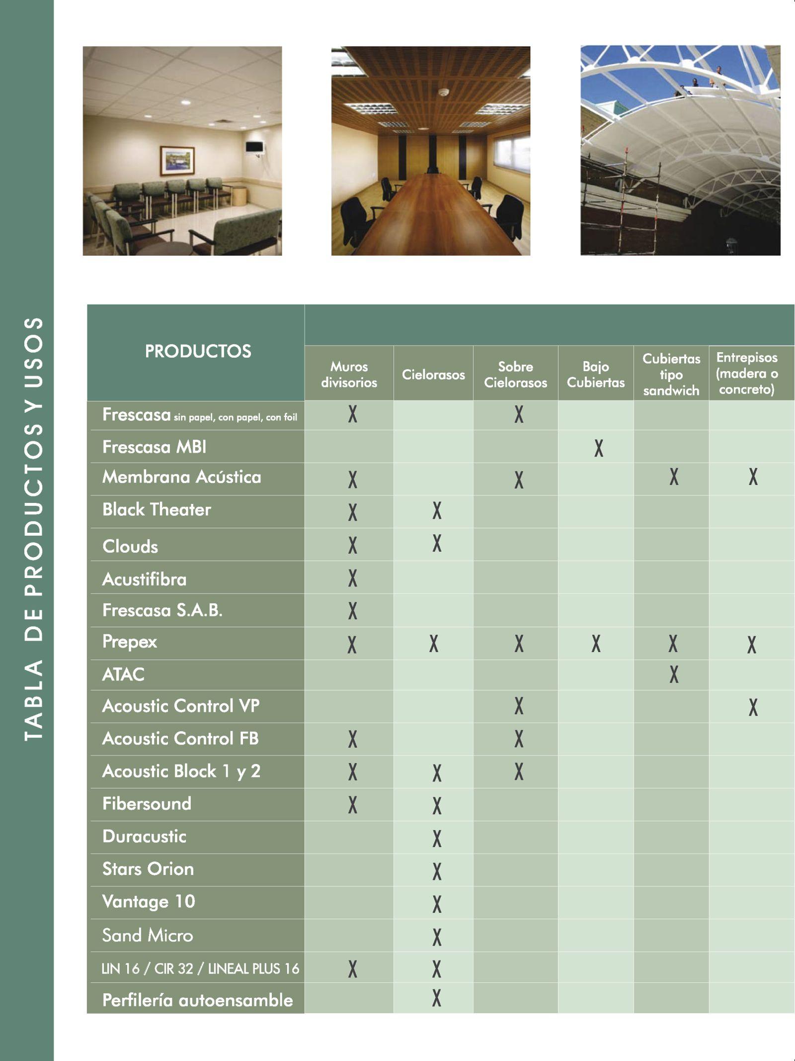 Fiberglass catalogo arquitectura 2015 pagina 04 acabados for Catalogo arquitectura